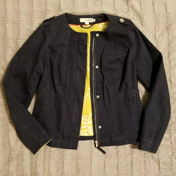 Boden Jackets Coats No Collar Jacket Poshmark